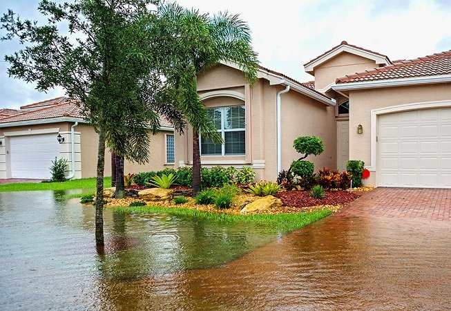 buying a house check for flooding